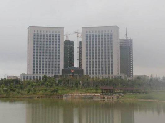 章贡区政府大楼